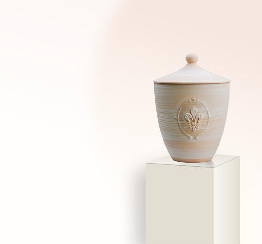 g nstige urnen aus keramik kaufen stilvolle. Black Bedroom Furniture Sets. Home Design Ideas